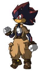 Slightly Older Shadow?