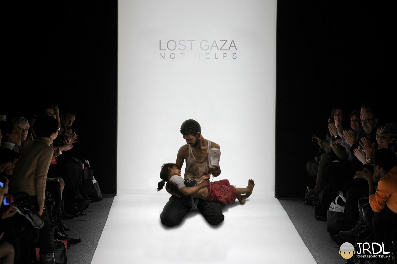Lost Gaza - Not Helps