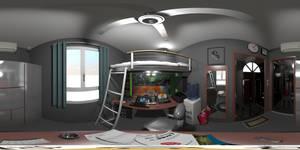 Artist and Design Bedroom design