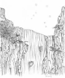 Flowing - Libra Dohko at the Five Peaks