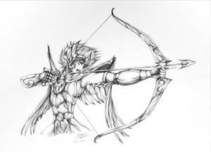 Pegasus Seiya - Stretch