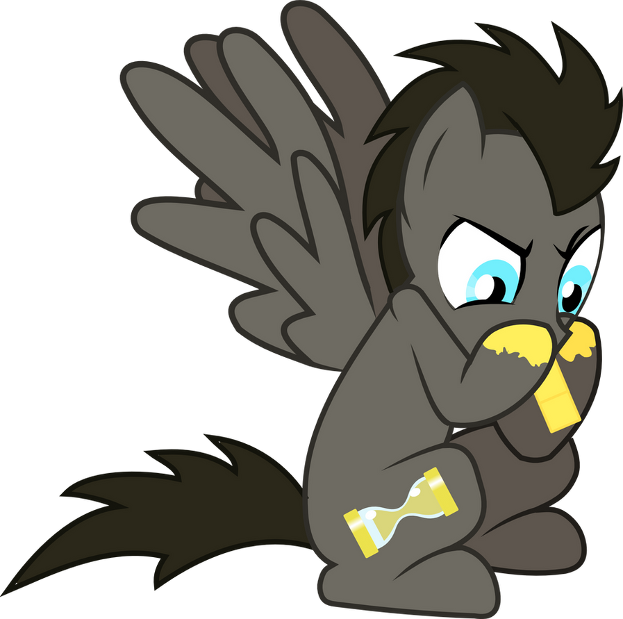 Discorded Whooves{butter} by Peora on DeviantArt