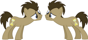 Doctor Whooves{changeling}