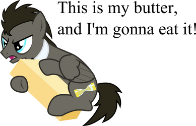 Discorded Whooves{my butter}