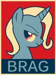 Trixie{Ponyganda BRAG}