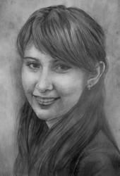 Girl's portrait by BraianDream