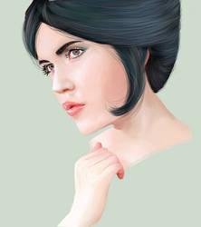 Snow White by illuicient