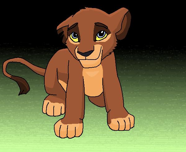 Lion King OC by deidarasgirl795