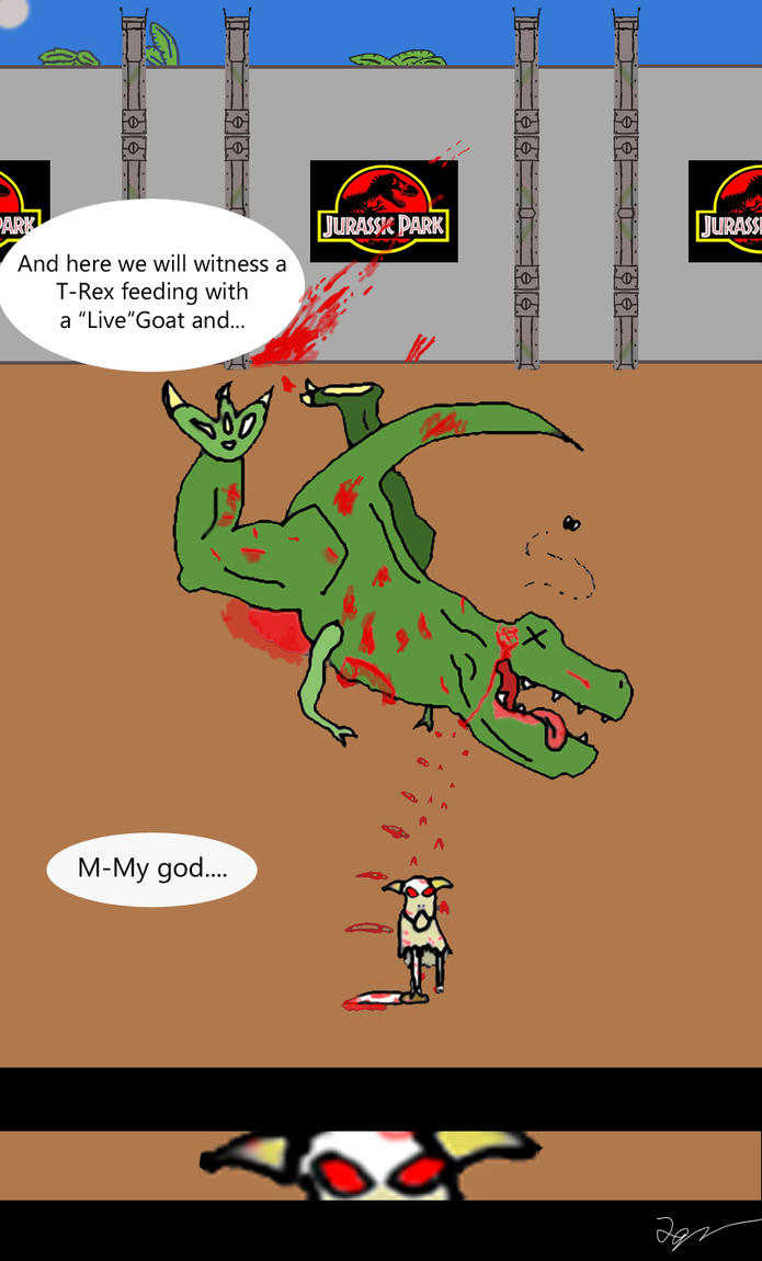 What if ... Jurassic Park by AirTyler