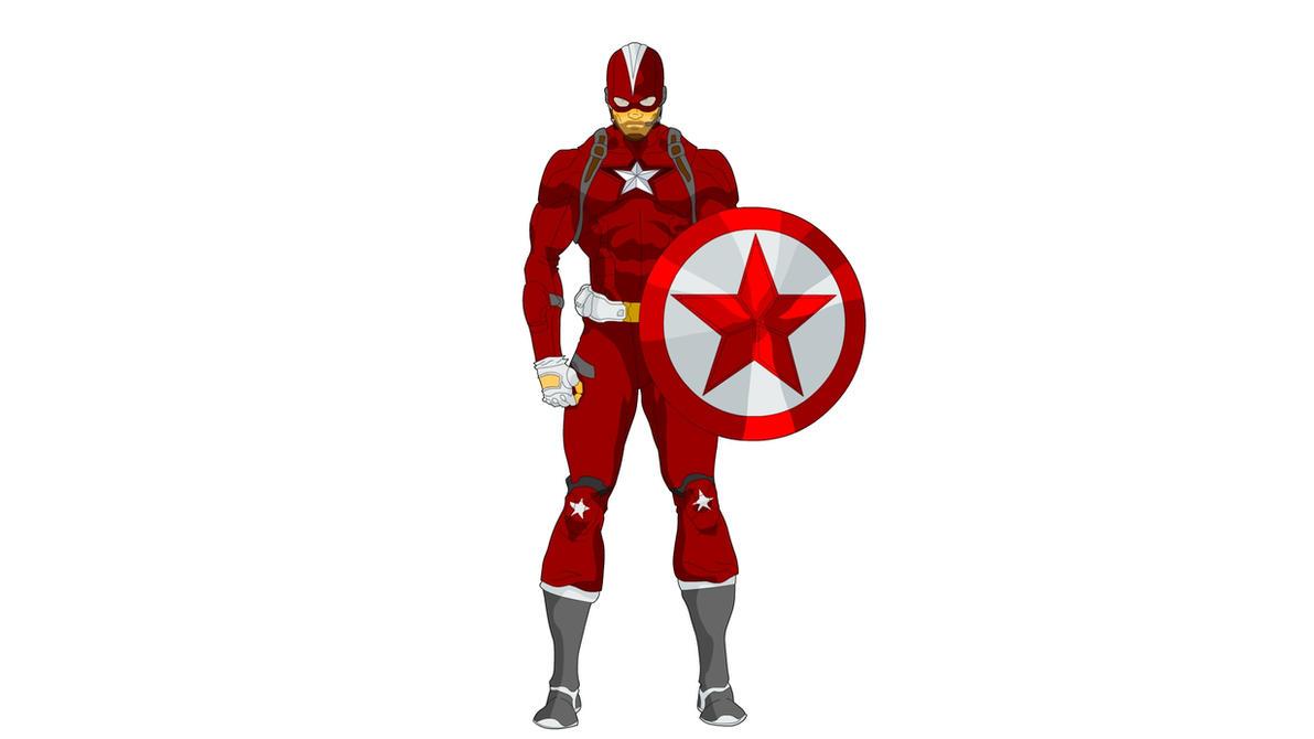 MCU Red Guardian by joaonorberto