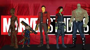 Guardians Of The Galaxy MCU