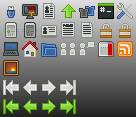 Website Icons 1.0 by Xentalion