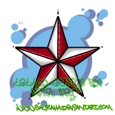 Graffiti Nautical Star by Sauraha on DeviantArt Graffiti Stars Drawings