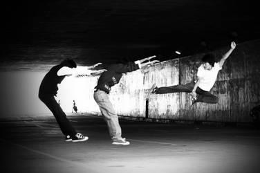 One shoot. by huvamp