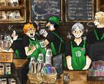 Haikyuu!! Coffee Shop