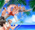 [Haikyuu!!] Summertime