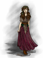Eponine by forest-song