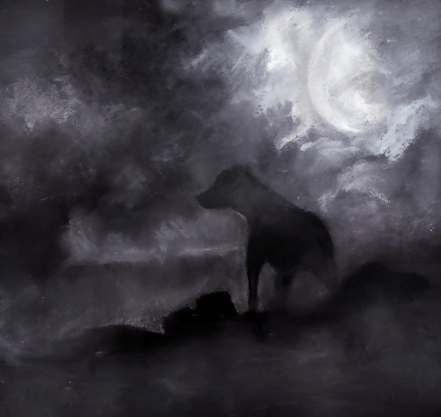 Hound of the Baskervilles II by MsGolightly