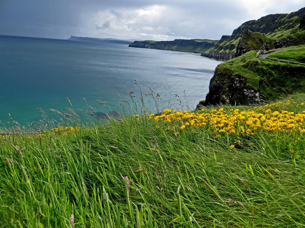 Irish Coastline By MsGolightly On DeviantArt