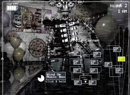 Fnaf2 secret 12th animatron bare endoskeleton by portal2player on fnaf2 secret 12th animatron bare endoskeleton by portal2player sciox Choice Image