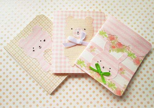 handmade cards by eggflour