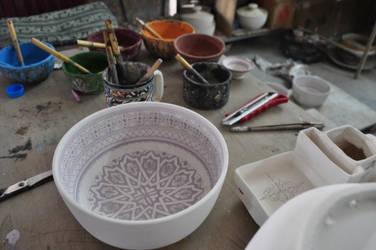 Handwork // Morocco