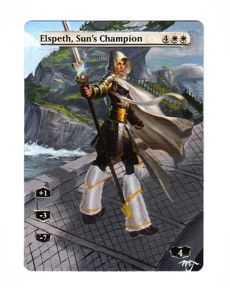 Elspeth Sun S Champion