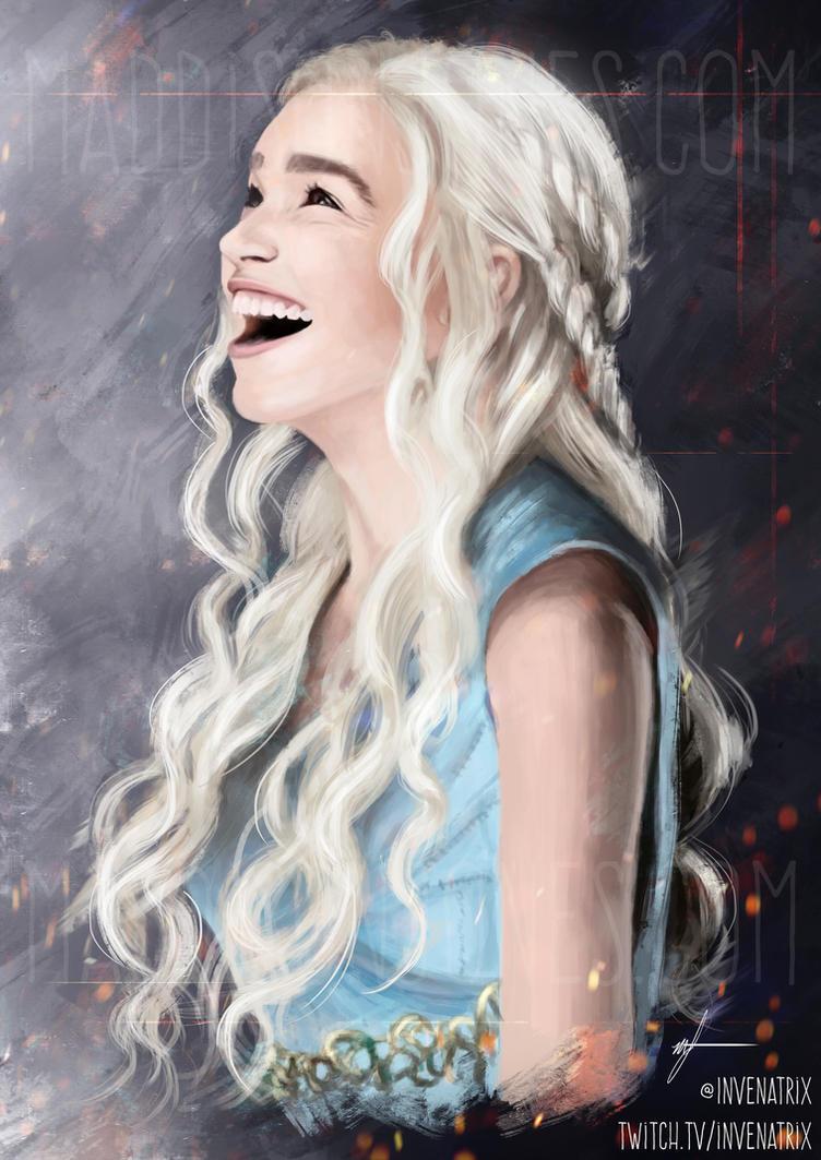 Smile of Fire by InVenatrix