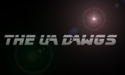 The UA DAWGS title by zeromyhero