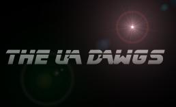 The UA DAWGS title by zeromyhero