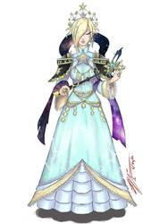 Rosalina: Cosmic Witch by CoronaDiTempesta