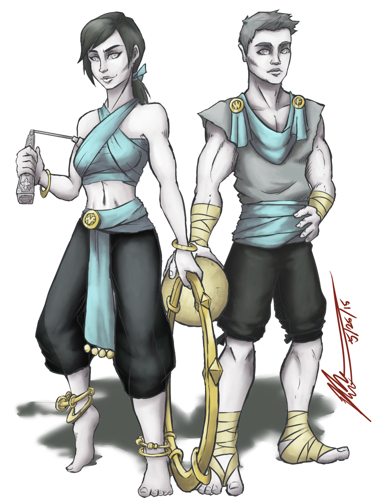 Wii Fit Trainer Olympian By Coronaditempesta On Deviantart