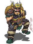 Wario: Goblin Marauder