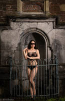 Beauty Behind Bars by robpolder