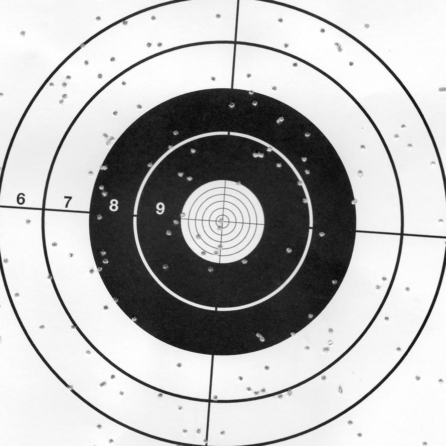 Tactueux image for turkey shoot targets printable