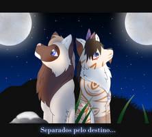 Separados pelo destino(Speedpaint) by LULUVIP
