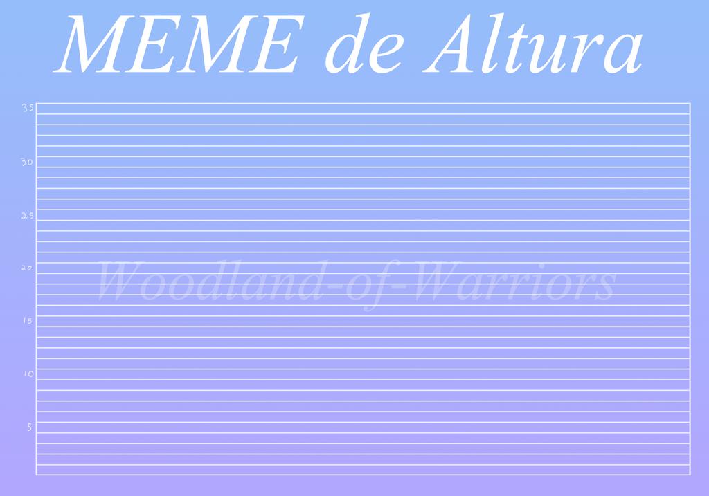 W.O.W-MEME de altura by LULUVIP
