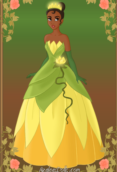 Tiana from the princess and the frog by pumba87 on deviantart