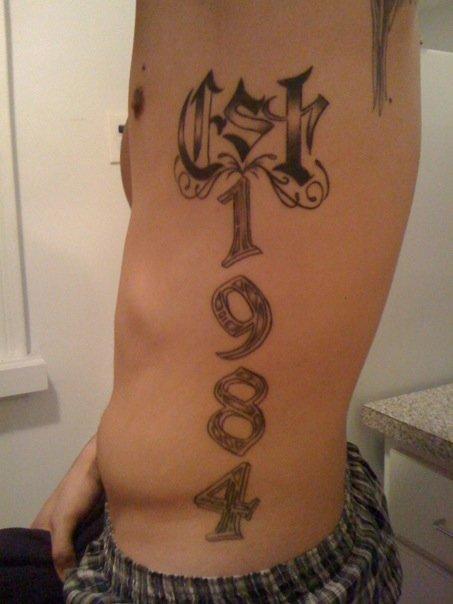 est 1994 tattoo designs - photo #19