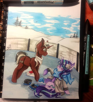 [COM] Fall on icerink by ScootieGP
