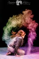 Rainbow dust by PhoenixARTproduktion