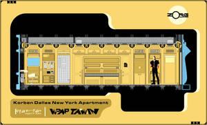 Fifth Element Apartment Elevation (2021)