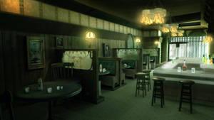 Cosy bar by tashmoister