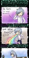 LIKE AN ARTIST meme by SabrieI