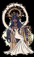 goddess pixel
