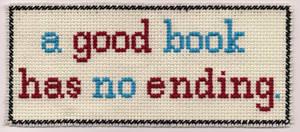 R. D. Cumming Quote Bookmark