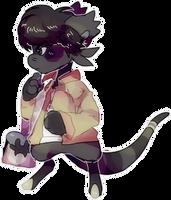 Haze #013 - tapir8 by GriffiaMascotsML
