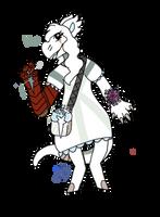 Maze #088 - FurryDolphin by GriffiaMascotsML