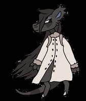 Haze #086 - dragontrix by GriffiaMascotsML