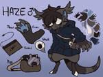 Haze #221 - Kila-The-Kitty